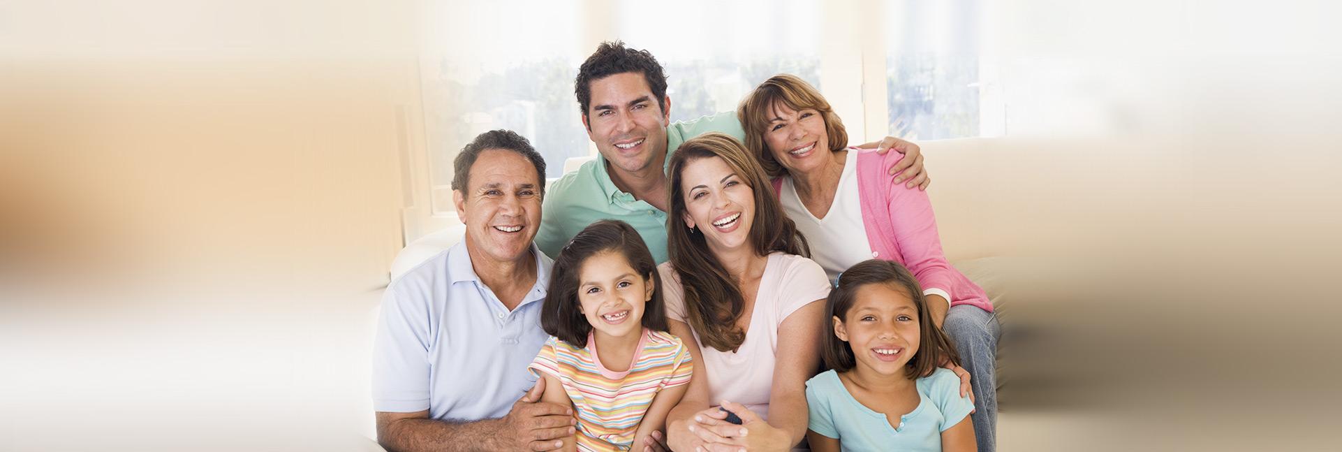 Atención a toda la familia. Desde bebés hasta abuelitos.